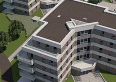 Luftbild Rudower Str.